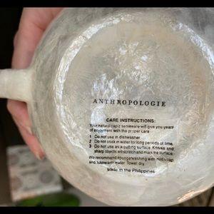 Anthropologie Kitchen - Anthropologie Tea Pot Stunning ! New in box